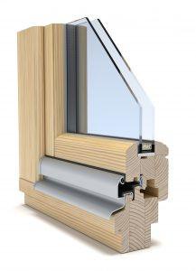 Fenster Retro