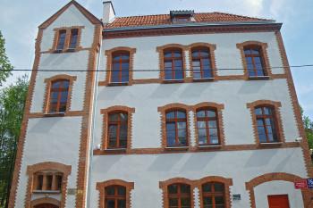 Rastenburg, Umwelthaus
