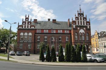 Rastenburg, Landratsamt