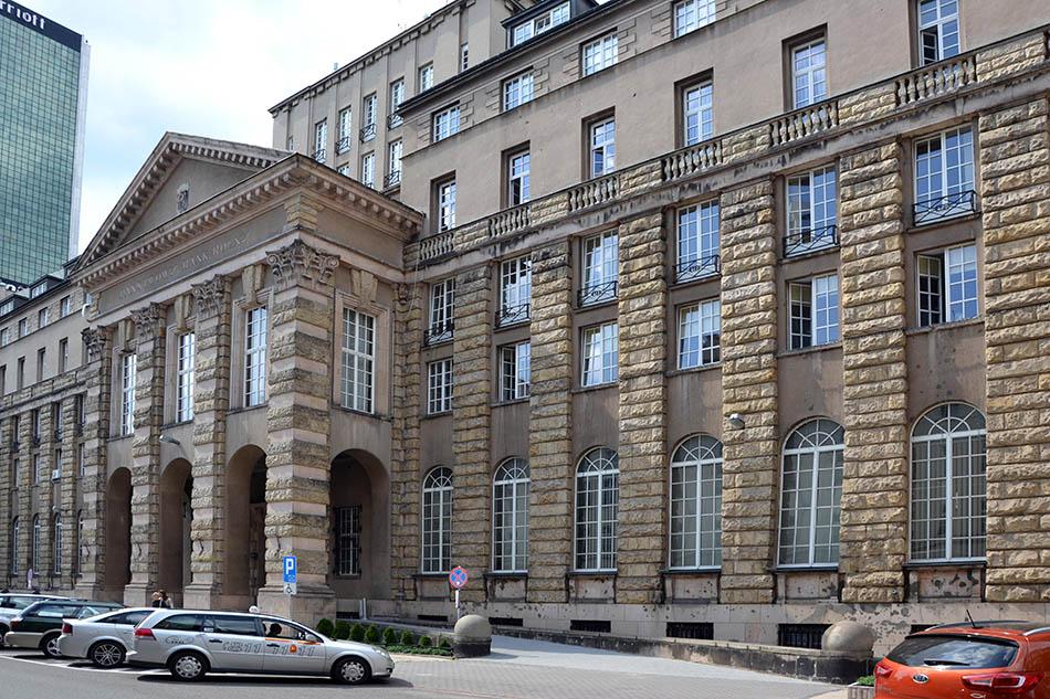 Warschau, Staatliche
