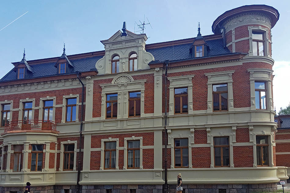 Becker Palast in Białystok