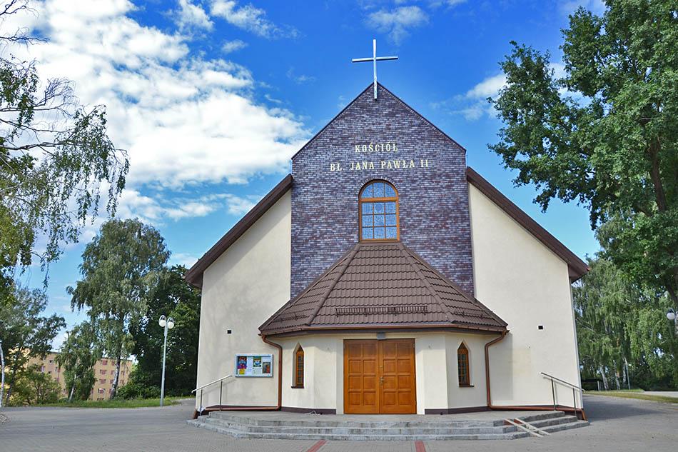 Sulejówek, Johannes Paul II Kirche
