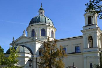 Warschau, Kirche der Heiligen Anna