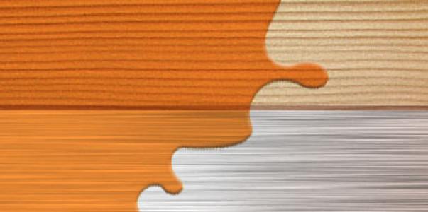 Transparentlack für Holzaluminiumfenster